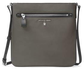 MICHAEL Michael Kors Kelsey Crossbody Bag - GRAPHITE - STYLE