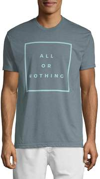Kinetix Men's All or Nothing Short-Sleeve Tee