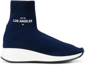 Joshua Sanders ankle-length sneakers