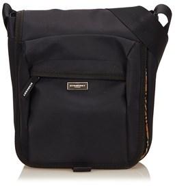 Burberry Pre-owned: Nylon Shoulder Bag. - BLACK - STYLE