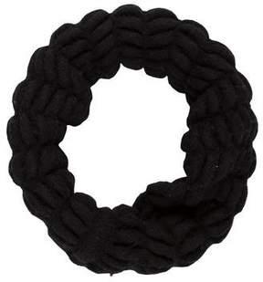 Diane von Furstenberg Wool Knit Snood