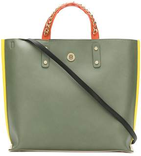 Tommy Hilfiger shopper tote
