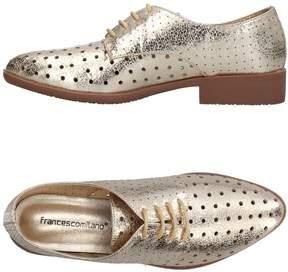 Francesco Milano Lace-up shoes