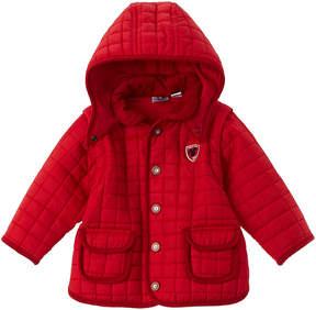 Chicco Unisex Puffy Coat & Vest
