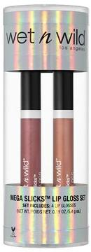 Wet n Wild Lip Gloss Set - 4 PC