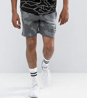 Hype Shorts In Khaki Camo