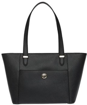 Lauren Ralph Lauren Charleston Leather Shopper.