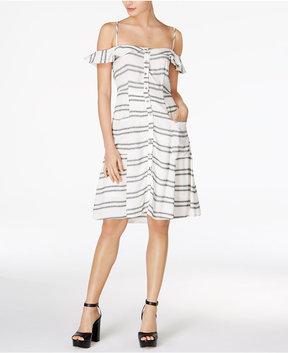 Astr Ramona Off-The-Shoulder Dress