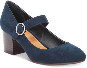 Style&Co. Style & Co Jurnae Mary Jane Pumps, Created for Macy's Women's Shoes