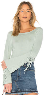525 America Laced Sleeve Sweater