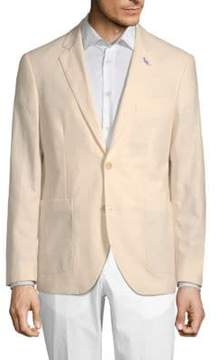 Tailorbyrd Parry Linen Cotton Sport Jacket