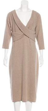 Ralph Lauren Cashmere Midi Dress w/ Tags