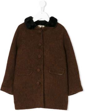 Caramel Middleton coat