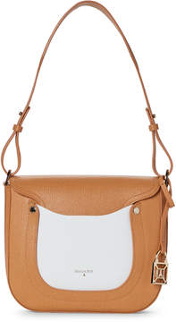 Patrizia Pepe Borsa Leather Shoulder Bag