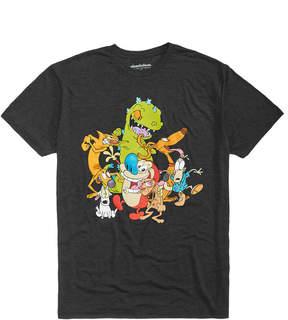 Bioworld Men's Nick Rewind Graphic-Print T-Shirt