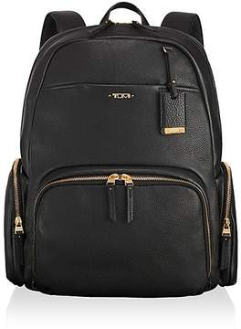 Tumi Calais Pebbled Leather Backpack