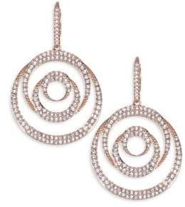 Adriana Orsini Spiral Post Earrings