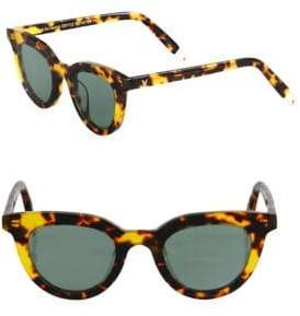 Gentle Monster Tilda Swinton X Eye Eye 45MM Cat Eye Sunglasses