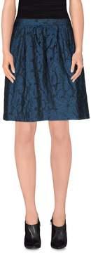 Ekle' Knee length skirts