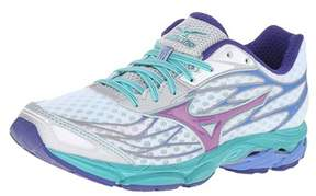 Mizuno Womens Wave Catalyst Low Top Lace Up Tennis Shoes.
