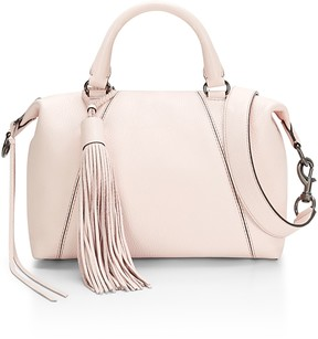 Rebecca Minkoff Small Isobel Satchel Bag - ONE COLOR - STYLE