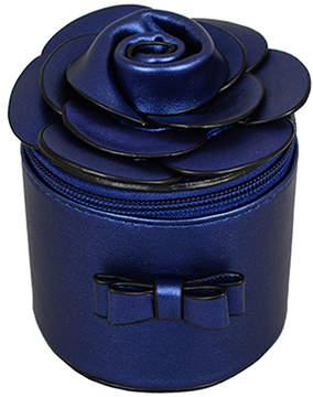 Mellow World Blue Flora Flower Pot Pouch