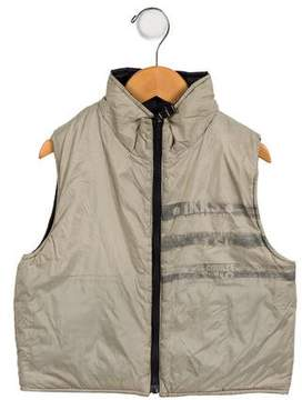 Ikks Boys' Reversible Vest