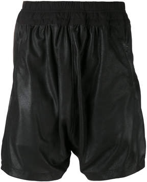 Julius leather shorts