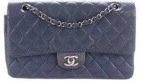 Chanel Perforated Medium Flap Bag
