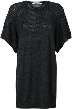 Chalayan knitted T-shirt