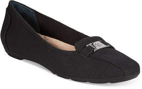 Giani Bernini Jileese Memory Foam Flats, Created for Macy's Women's Shoes