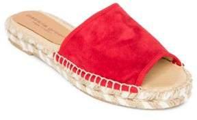 Patricia Green Bali Suede Espadrille Sandals