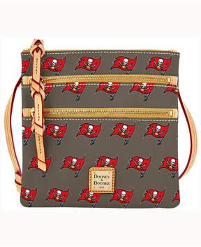 Dooney & Bourke Tampa Bay Buccaneers Triple-Zip Crossbody Bag