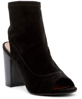 Rampage Tionna Peep Toe Boot