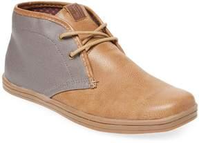 Ben Sherman Men's Victor Round-Toe Chukka Sneaker