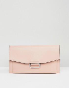 ASOS Slim Ring Detail Clutch Bag