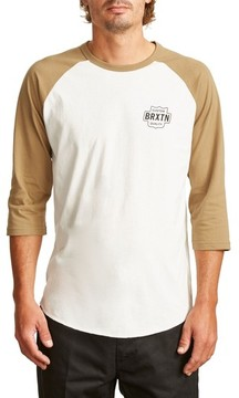 Brixton Men's Garth Baseball T-Shirt