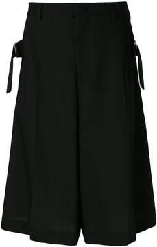 McQ Bondage volume shorts