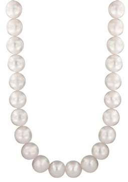 Effy 10MM Freshwater Pearls 925 Sterling Silver Necklace