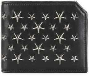Jimmy Choo Albany billfold wallet