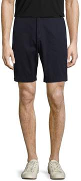 Jack Spade Men's Sharpe Garment-Dyed Flat Front Shorts