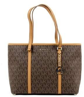 Michael Kors Womens Handbag Sady. - BROWN - STYLE