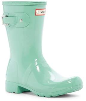 Hunter Tour Short Gloss Boot