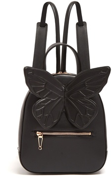 SOPHIA WEBSTER Kiko leather backpack