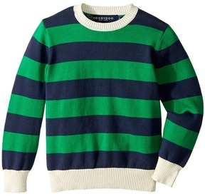Toobydoo Rugby Crew Sweater Boy's Sweater