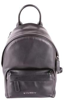 Givenchy Women's Black Leather Backpack.