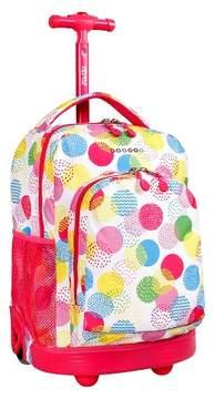 J World J-World Sunny Rolling Backpack - Speck