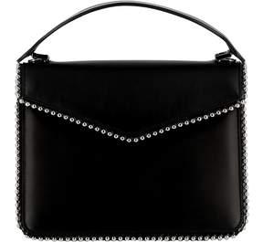 Les Petits Joueurs Black Leather Handbag