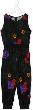 Diesel floral print jumpsuit