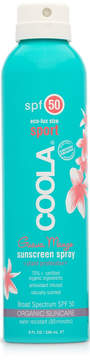 Coola Sport Guava Mango Sunscreen Spray SPF 50